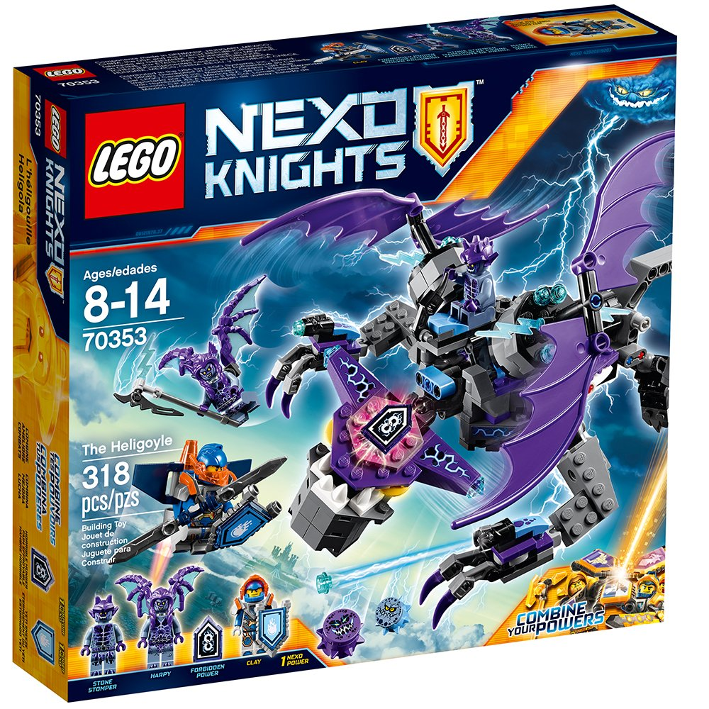 Top 9 Best LEGO Nexo Knights Set Reviews in 2021 17