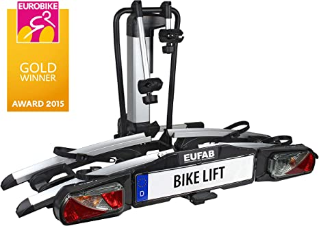 EUFAB 11535 Hecktr/äger Bike Lift