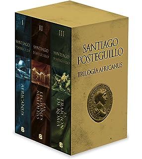 Estuche Trilogía de Trajano Autores Españoles e Iberoamericanos: Amazon.es: Posteguillo, Santiago: Libros