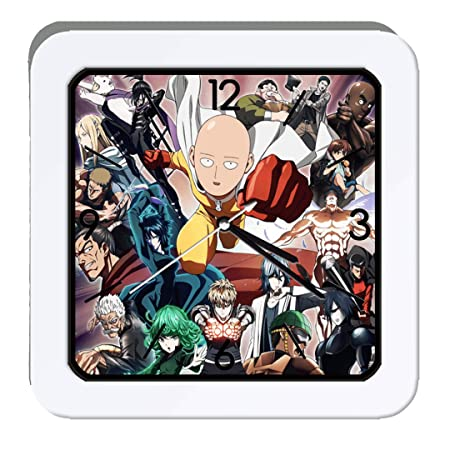 despertador One Punch Man: Amazon.es: Hogar