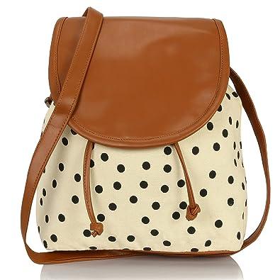 a3c56f7c14f Kleio Women s Sling Bag (Ivory Cream