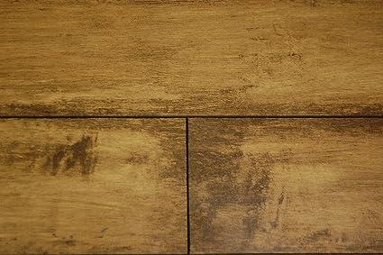 12mm French Bleed Laminate Flooring Sepia Wood Laminate Flooring