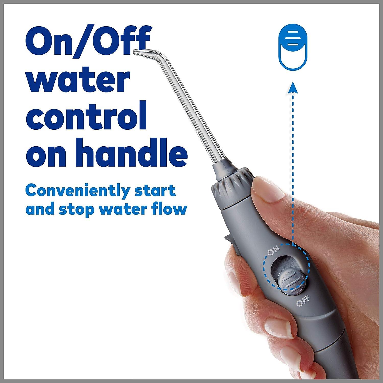 thumbnail 26 - Waterpik WP-660 Water Flosser Electric Dental Countertop Professional