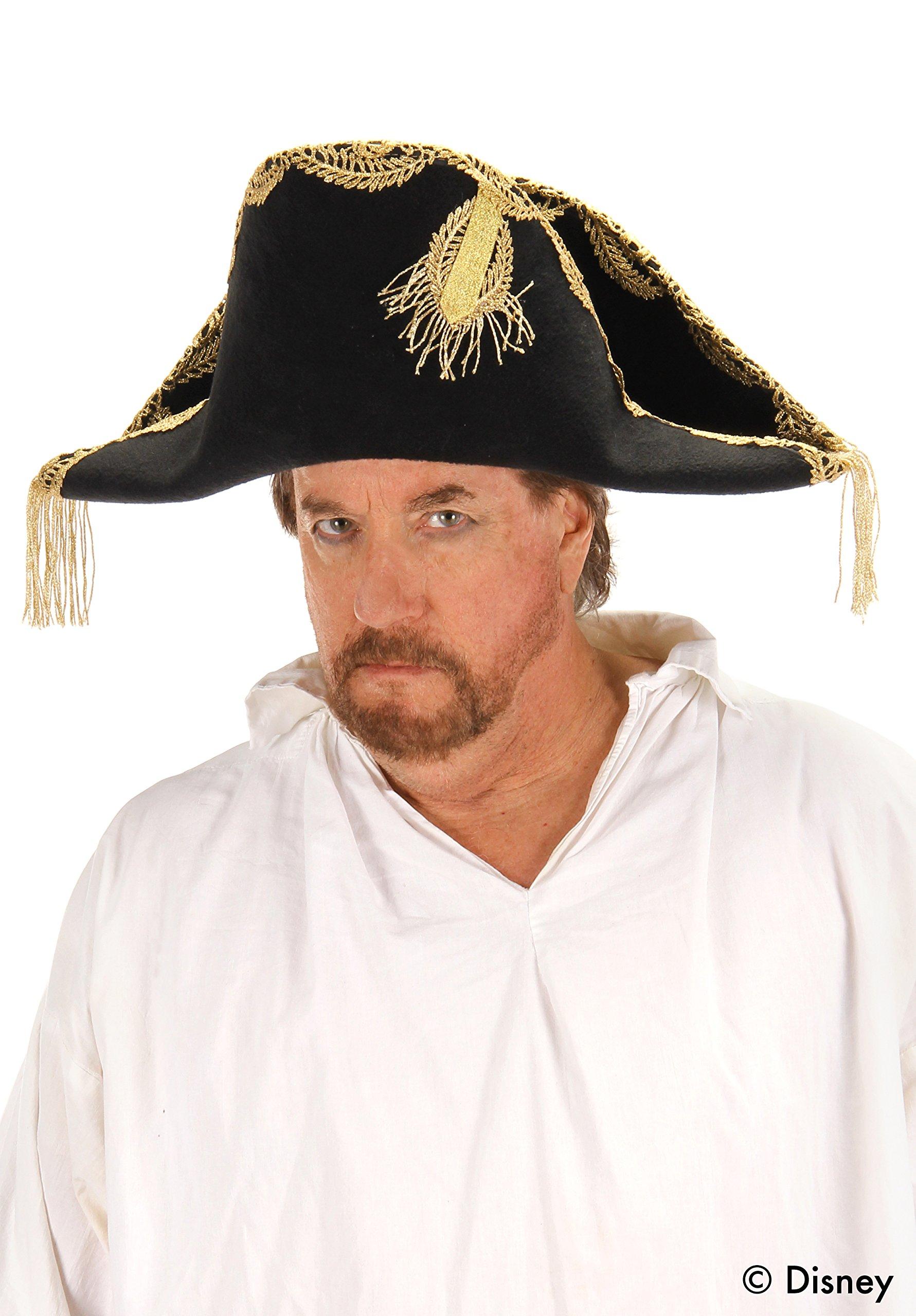 elope Disney Pirates Captain Barbossa Hat by
