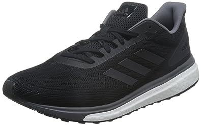 quality design 2e064 2a251 adidas Response Lt, Chaussures de Running Compétition Homme, Noir (Core  Black Night