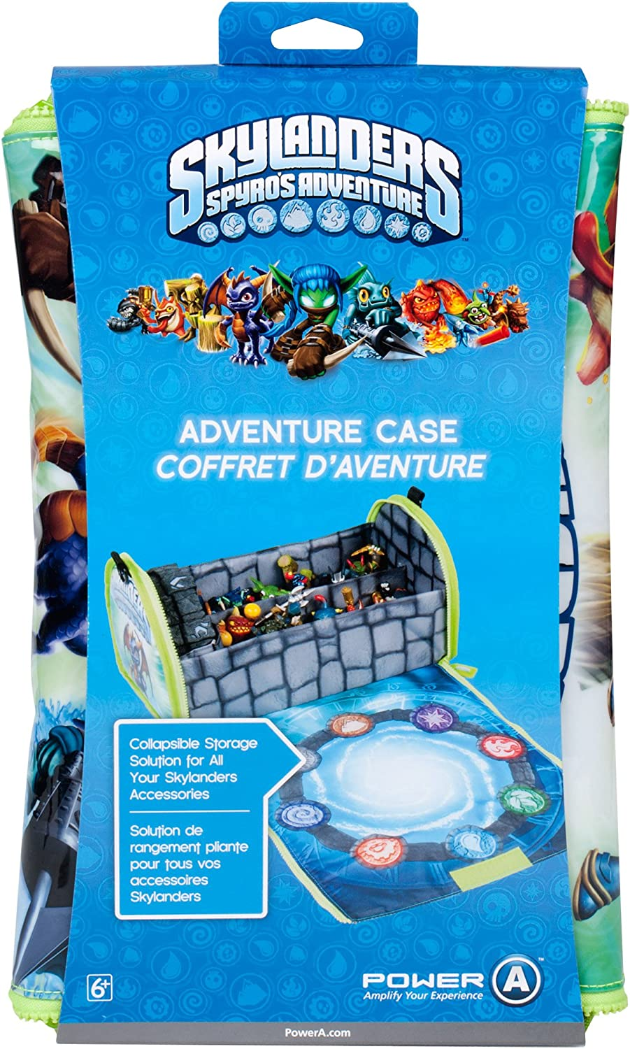 amazoncom skylanders adventure case video games - Tous Les Skylanders