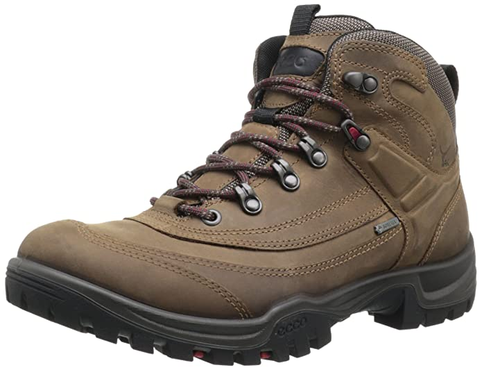 ECCO Mens Xpedition III Trekking And Hiking Boots Brown Espresso01192 115 UK Amazoncouk Shoes Bags
