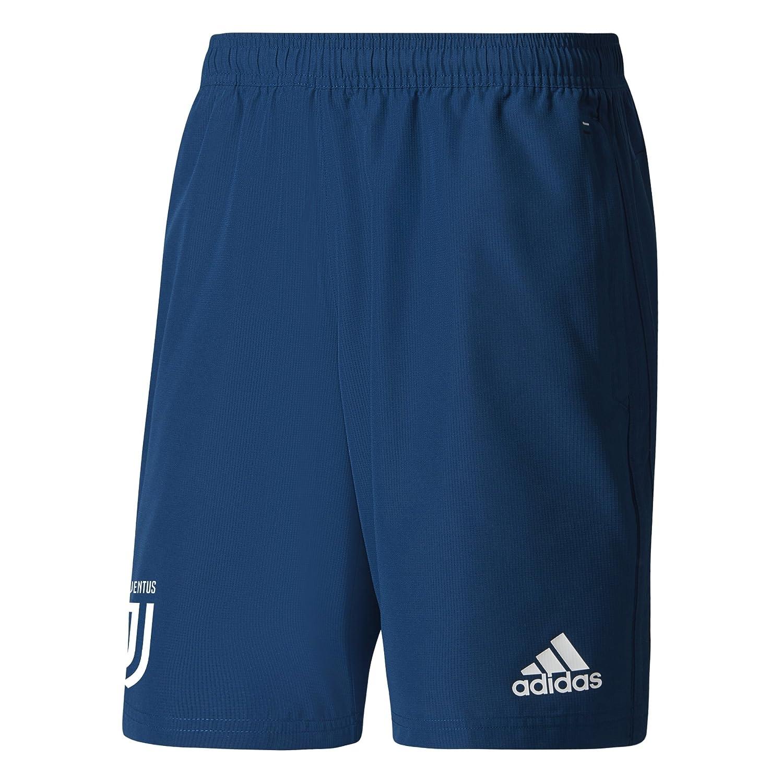 Adidas Juventus WOV SHO, Pantaloncini Uomo, Blu (Azunoc/Bianco), XL B41305
