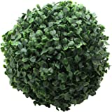 Fourwalls Artificial Topiary (22 cm, Green)