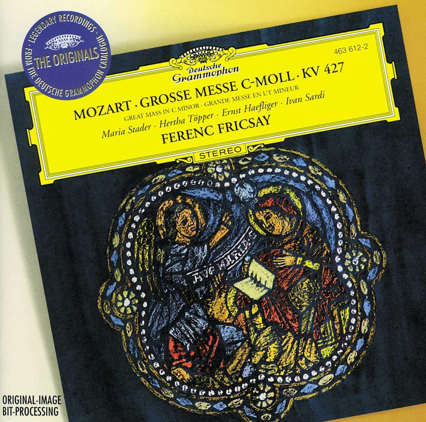 Mozart: Great Mass in C minor / Haydn: Te Deum by DEUTSCHE GRAMMOPHON,THE ORIGINALS,MUSICA SACRA,CLASSICO,