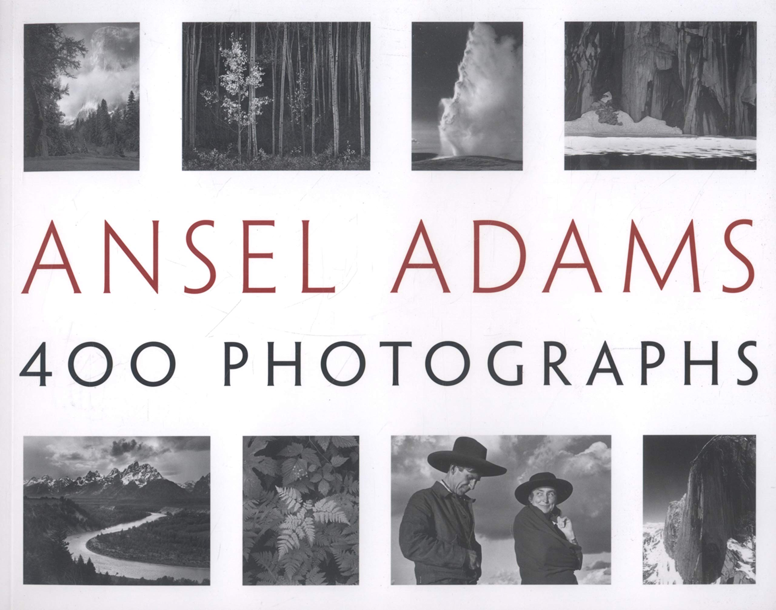 ansel adams 50 years of portraits
