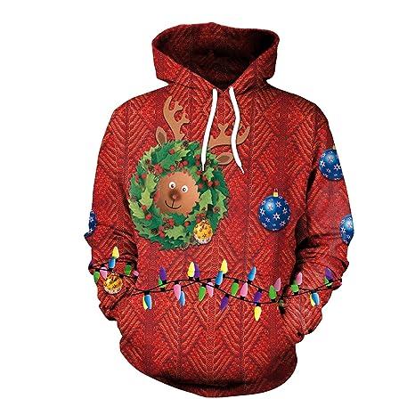Jojo Christmas Sweater.Amazon Com Jojo Christmas Hoodie Sweater Christmas Tree