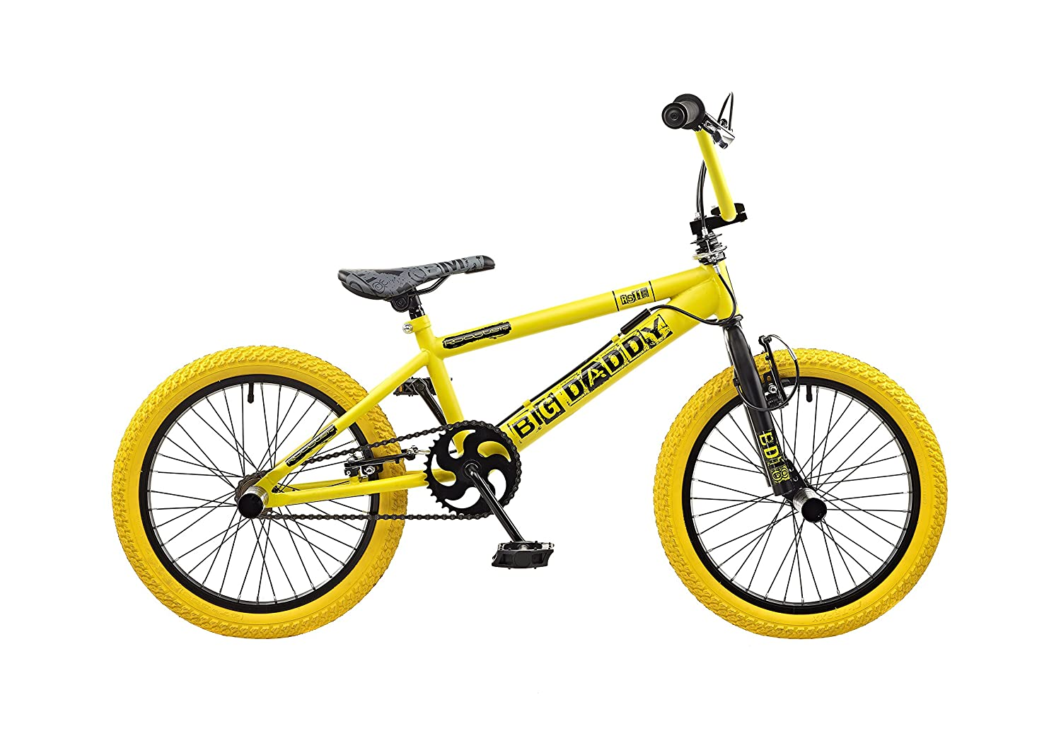 Rooster Children\'s Big Daddy Bmx Bike: Amazon.co.uk: Sports & Outdoors