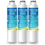Waterdrop NSF 53&42 Certified DA29-00020B Replacement Refrigerator Water Filter, Compatible with Samsung DA29-00020B, DA29-00020A, HAF-CIN/EXP, 46-9101, Advanced, Pack of 3