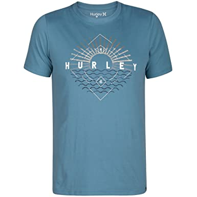 6ae84fba Amazon.com: Hurley AA1756 Men's Morning View Dri-Fit Shirt: Clothing