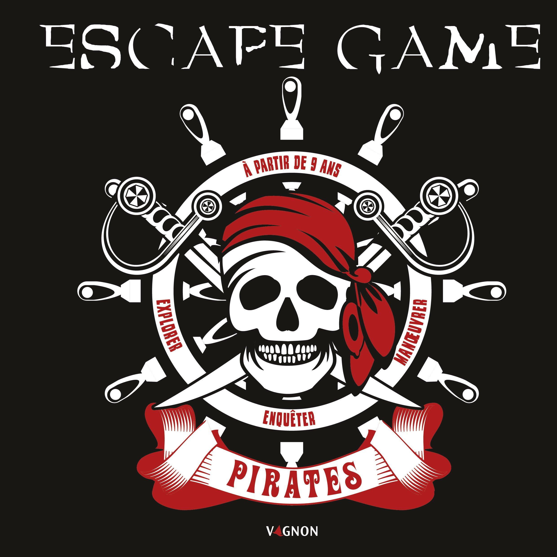 Escape Game Pirates Eric Nieudan 9791027102082 Amazon Com