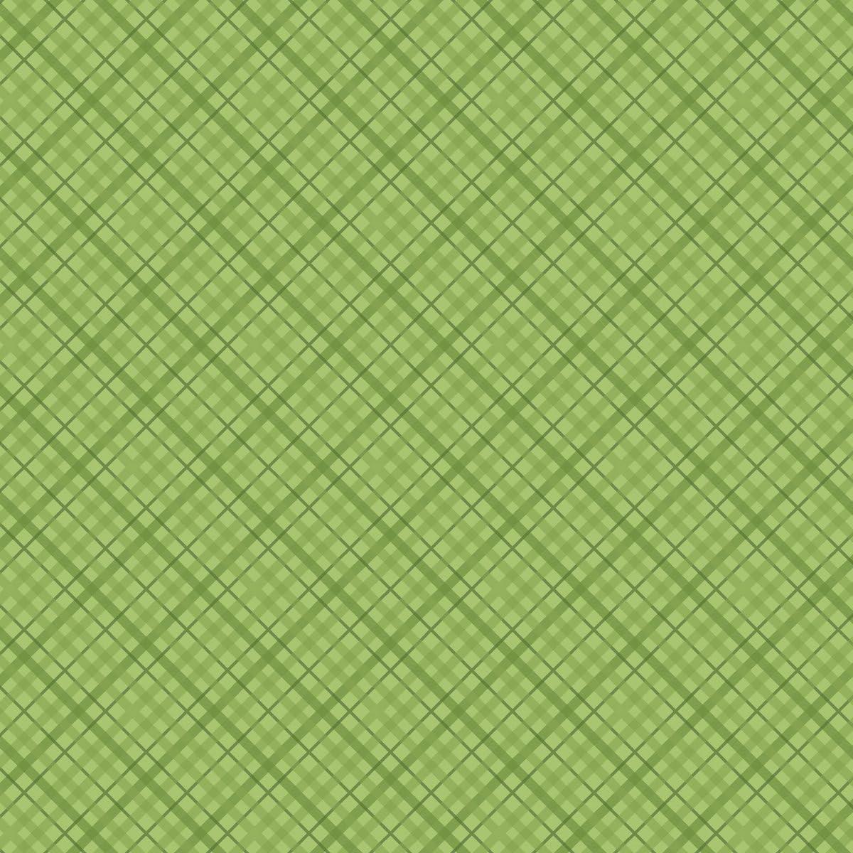 Core/'dinations Core Basics 12x12 Printed Paper Light Green Small Dots