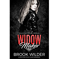 Widow Maker: A Motorcycle Club Romance (Rough Jesters MC Book 0) (English Edition)