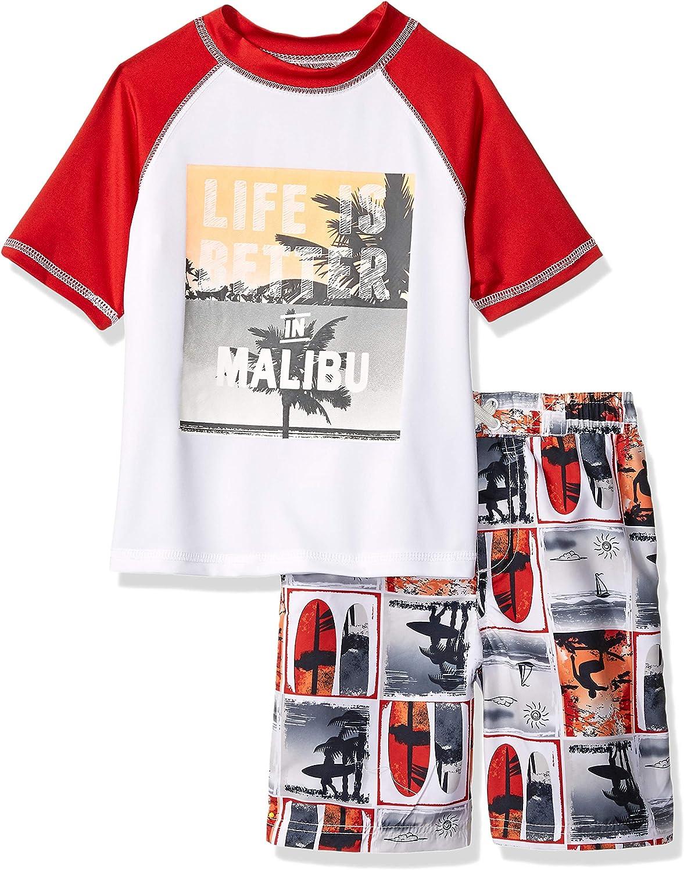 iXtreme Boys Little Printed Rashguard Sets