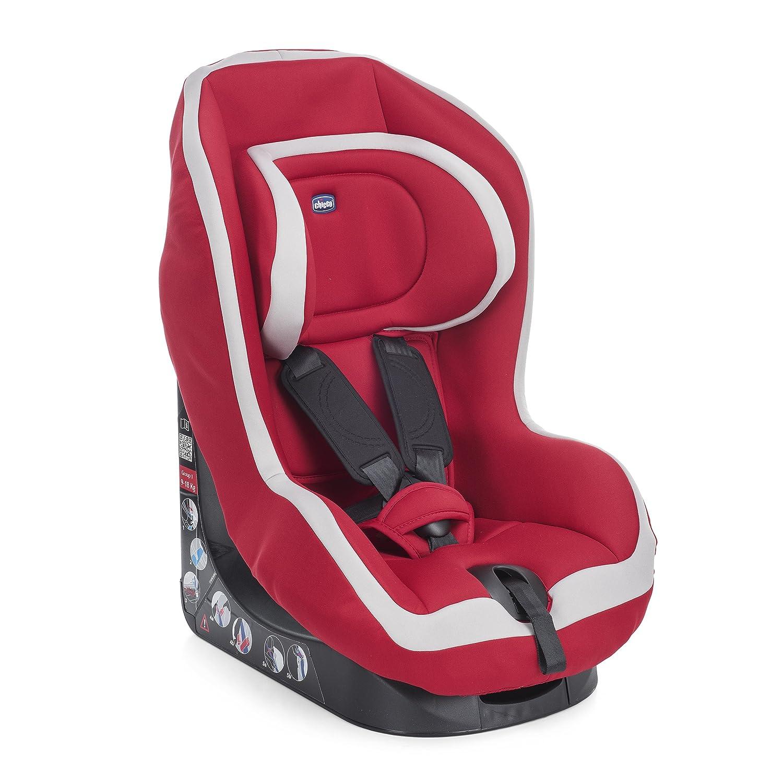 Chicco Go-One, Silla de coche grupo 1, rojo: Amazon.es: Bebé