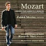Quintette avec clarinette, deux violons, alto et violoncelle in A Major, K. 581: IV. Allegretto con variazioni