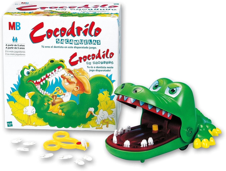 Hasbro Juegos Infantiles Cocodrilo Sacamuelas 14561175: Amazon.es ...