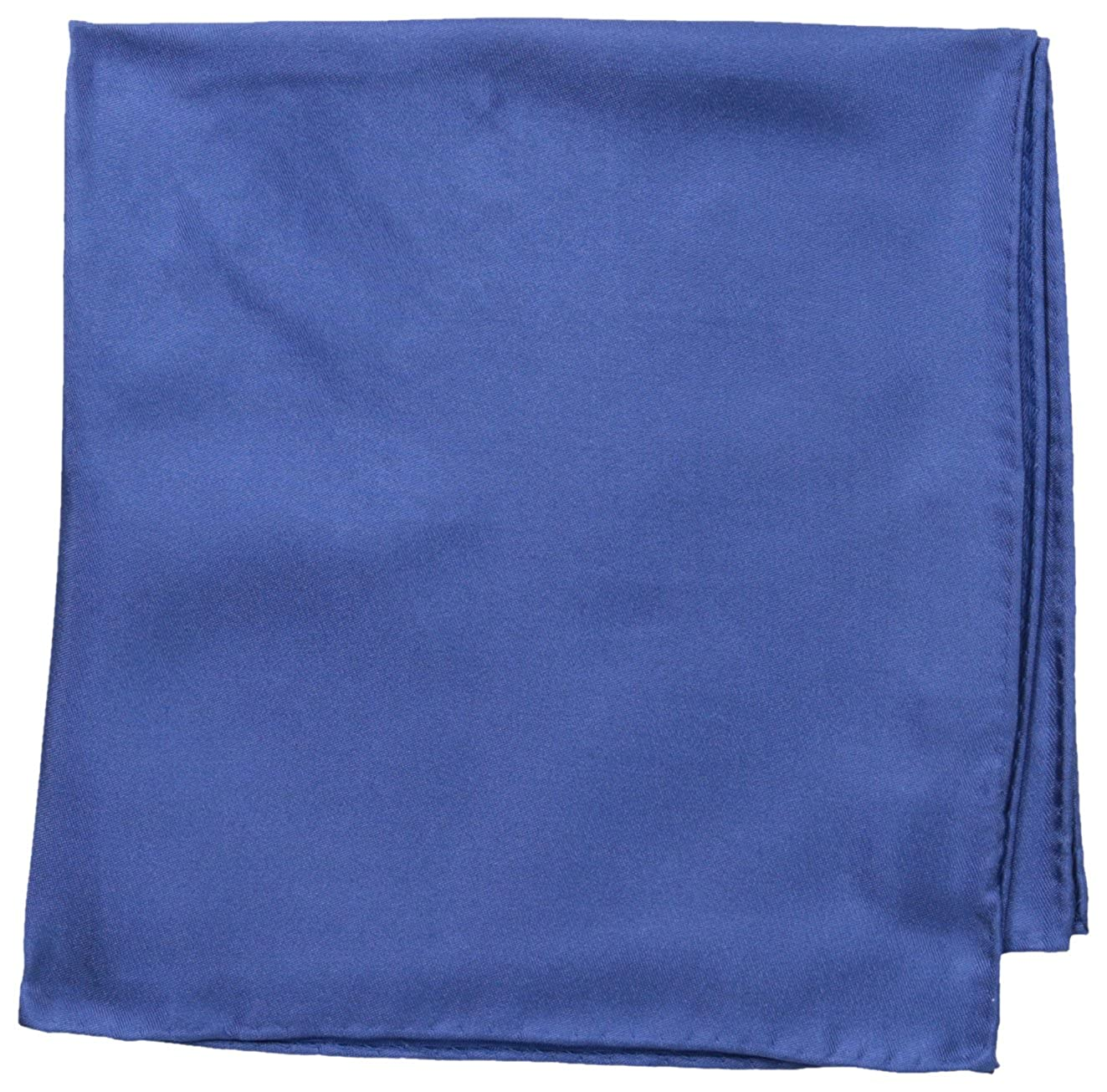Countess Mara Men's For Every Occasion Solid Pocket Square Navy One Size Randa Neckwear CM20300028
