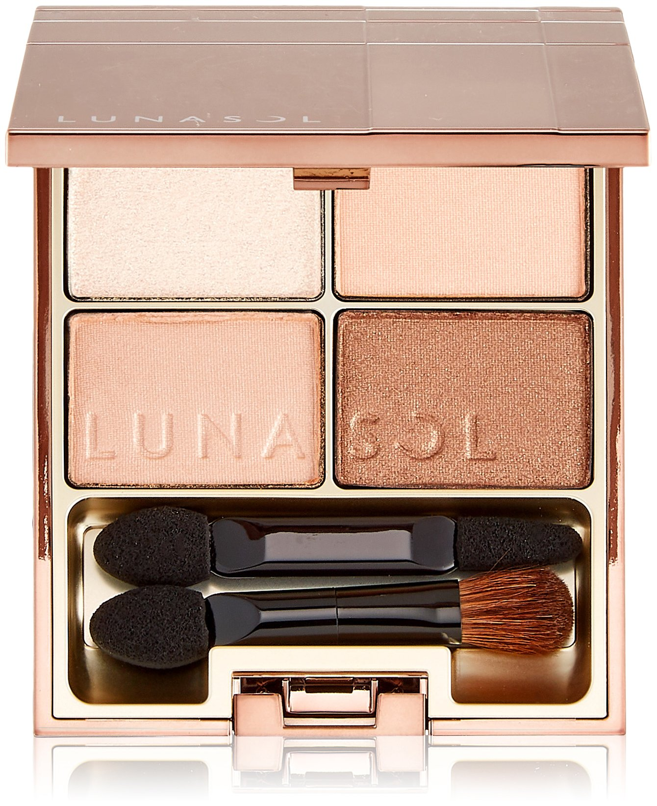 Lunasol Eye Shadow Skin Modeling Eyes 01 Beige Beige