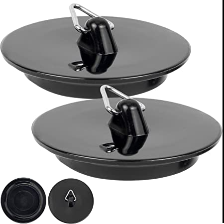 3 Pcs Drain Stoppers Kitchen Ware For Bathroom Sink Bath Rubber BUY 2 GET 1 FREE