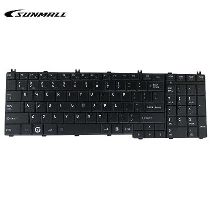 Amazon.com: C655 Keyboard Compatible with Toshiba Satellite, SUNMALL