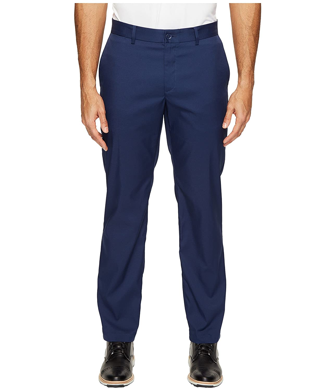 ナイキ フラット フロント パンツ B01HU5QIZ8 32-30|ブルー ブルー 32-30