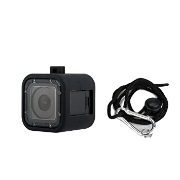 GoPro HERO4 Session HD Carcasa Colgante con collar de cuerda ...
