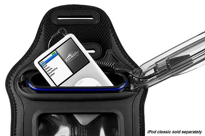 H2O Audio Amphibx Funda para teléfono móvil Brazalete Caso Negro: Amazon.es: Electrónica