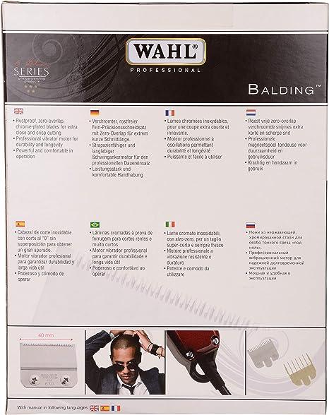 Wahl - Máquina cortapelos: Amazon.es: Hogar