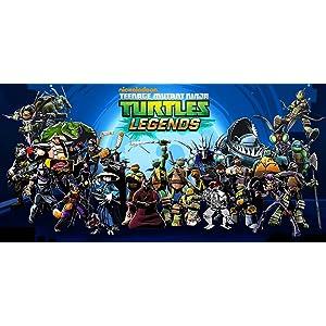 Las Tortugas Ninja: Leyendas