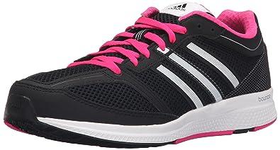 6d7822516876f adidas Performance Women s Zero Bounce W Women s Running Shoes Black  Silver White