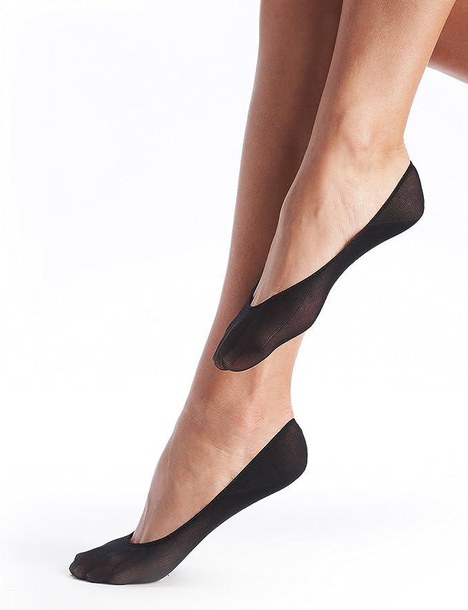 Pack 12 pares de calcetines pikis invisibles mod PEDALINI para hombres y mujeres - Mujer: Amazon.es: Ropa y accesorios