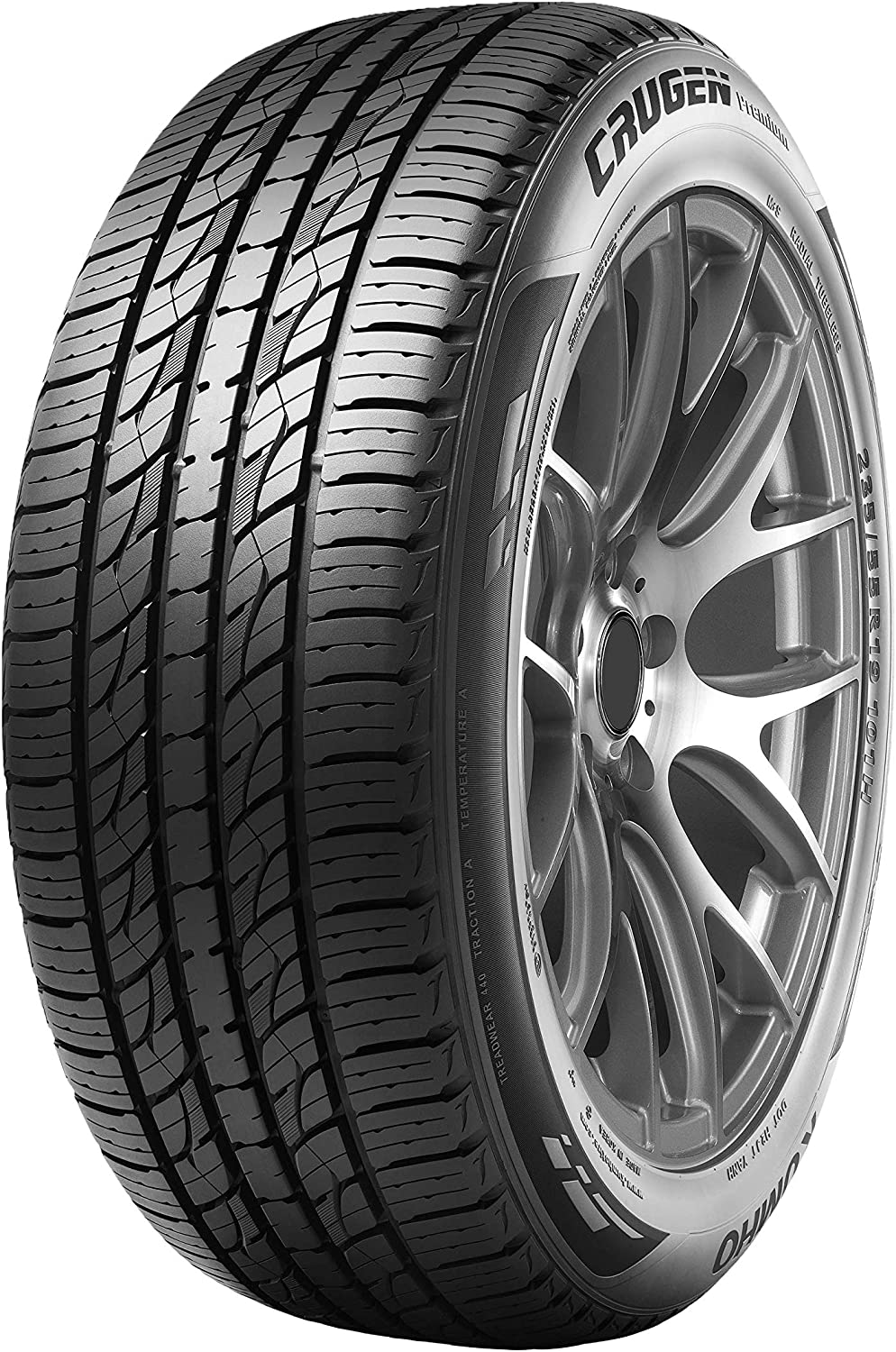 Kumho Crugen Premium KL33 all_ Season Radial Tire