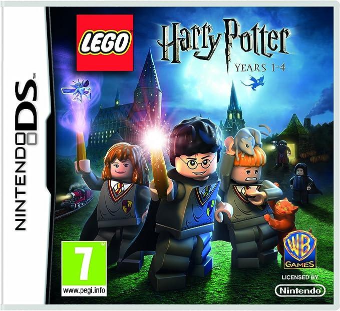 Lego Harry Potter: Episodes 1-4 (Nintendo DS) [Importación inglesa]: Amazon.es: Videojuegos