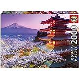 Educa 16775 - Puzzle 2000 Mount Fuji, Japan