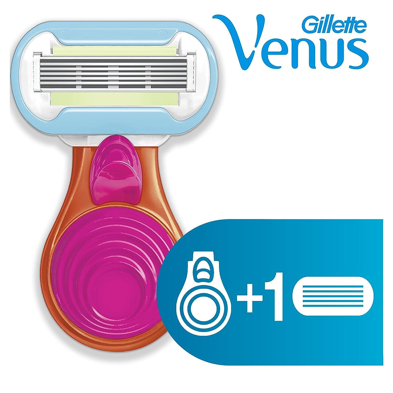 Gillette Venus Snap Maquinilla Y Recambio 1 Unidad 107154712