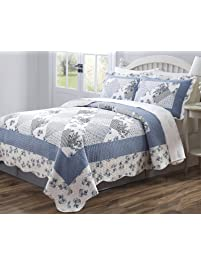 Amazon.com: Quilts - Quilts & Sets: Home & Kitchen : quilts and coverlets queen size - Adamdwight.com