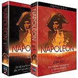 Coffret DVD Napoléon : L'intégrale de l'épopée napoléonienne 1769-1821 Partie 1 et 2 (10 DVD)
