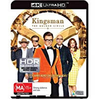 Kingsman, The Golden Circle (4K Ultra HD)