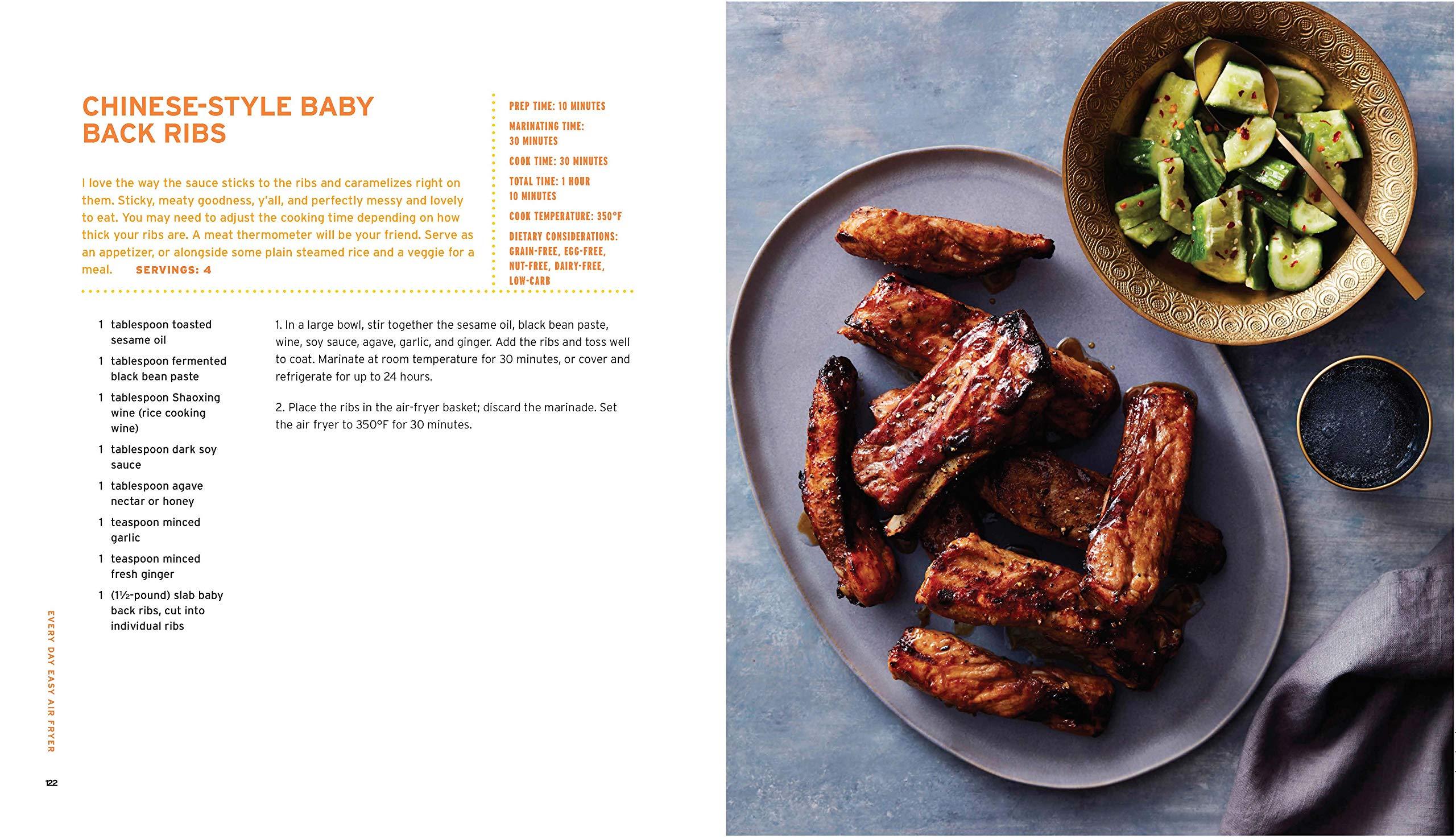 Every Day Easy Air Fryer: 100 Recipes Bursting with Flavor: Amazon.es: Urvashi Pitre: Libros en idiomas extranjeros