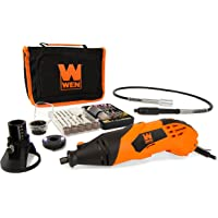 Deals on WEN 1.4-Amp Variable Speed Rotary Tool w/Cutting Guide