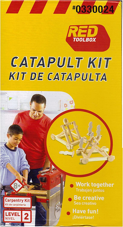 Level 2 Red Toolbox Catapult Kit