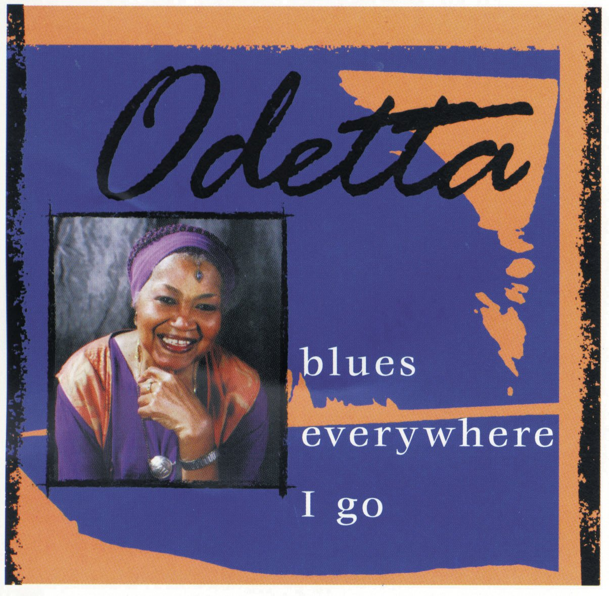 Blues Everywhere I Go by M.C.