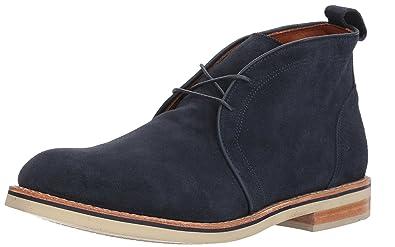 d13c24b3a12 Amazon.com  Allen Edmonds Men s Nomad Chukka Ankle Boot Navy Suede 8 ...