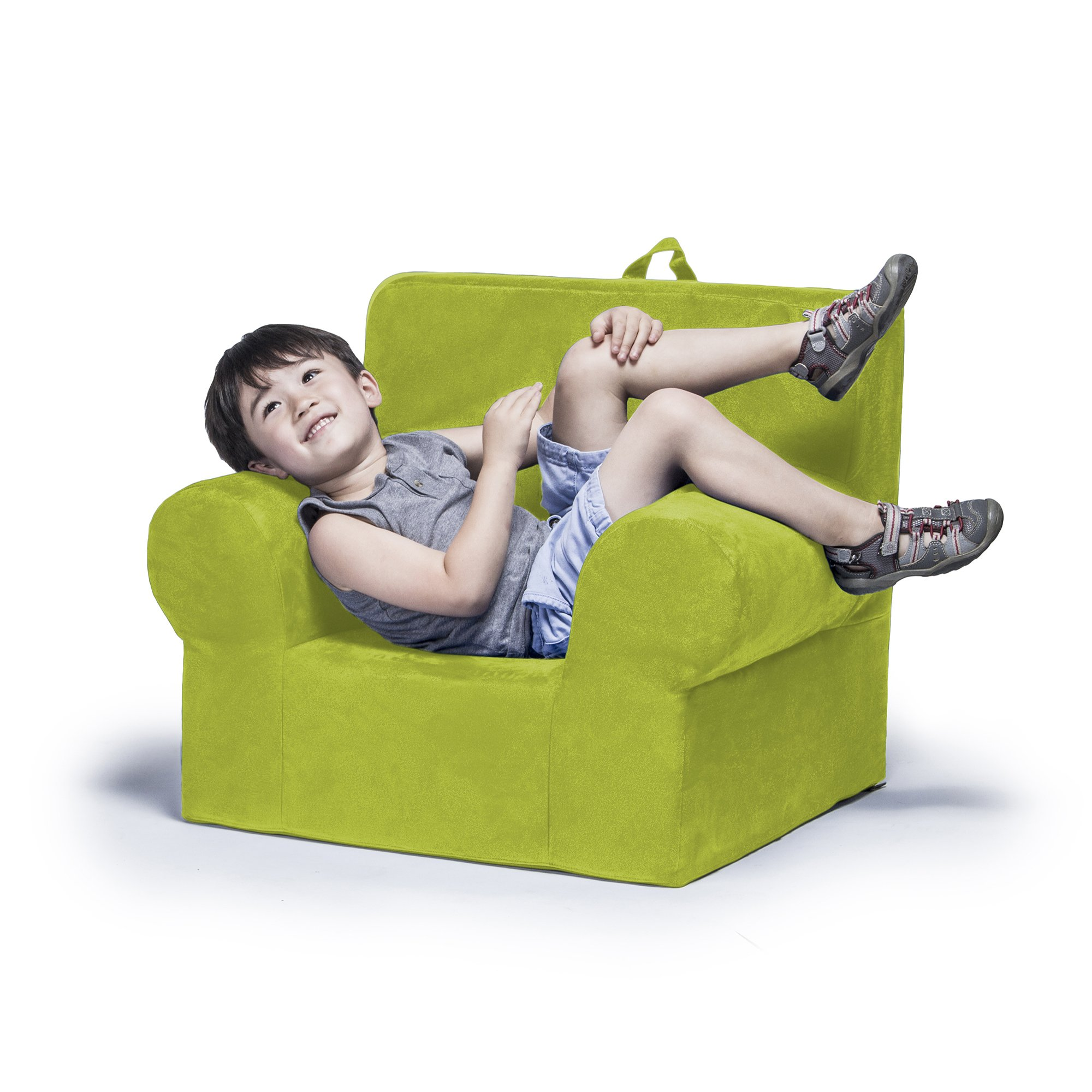 Jaxx Julep Kids Armchair, Lime